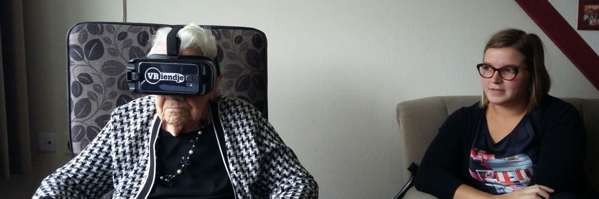 Virtual Reality in de ouderenzorg